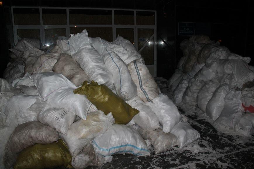 В Сумах «майдановцы» разблокировали ОГА (ФОТО), фото-1