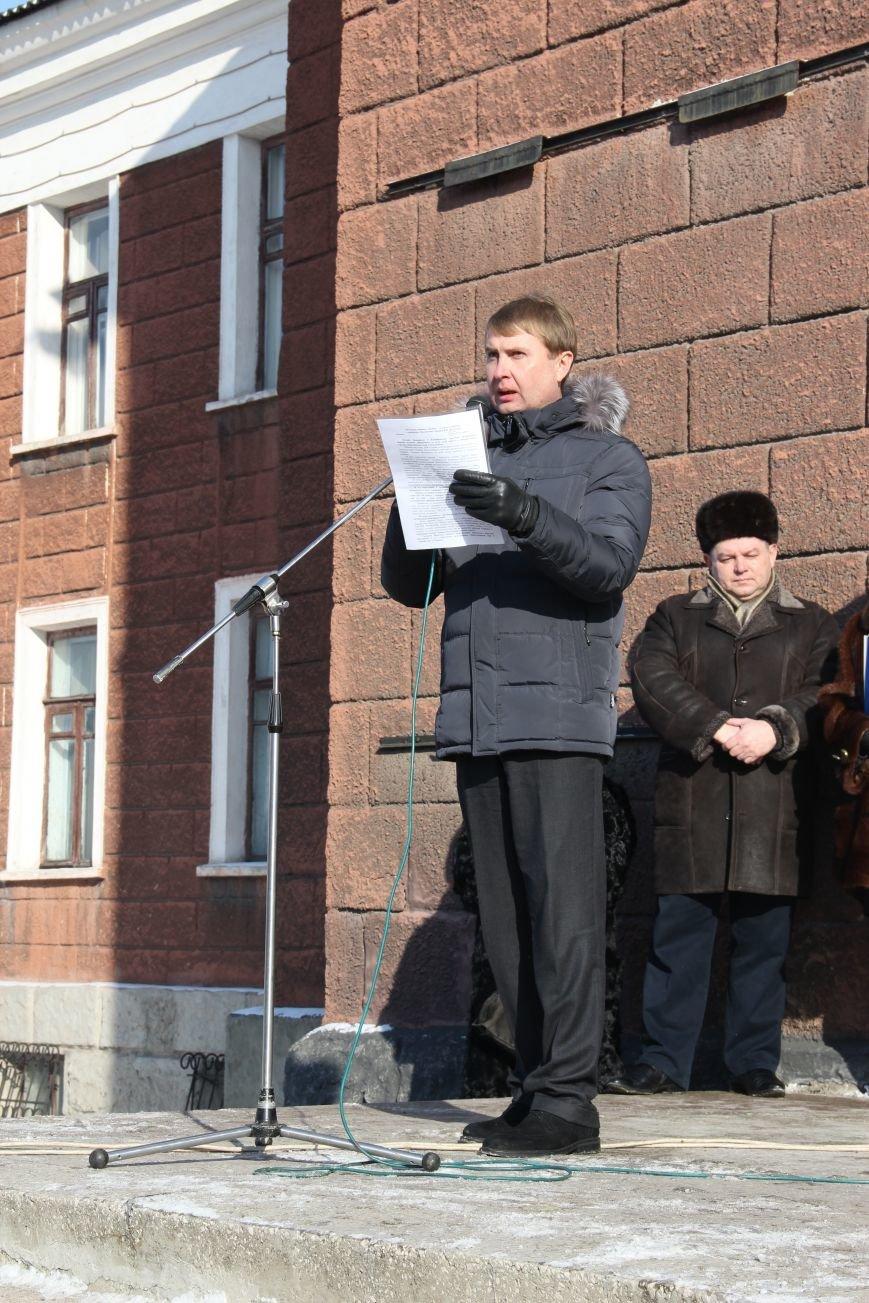 Председатель фракции ПР в горсовета Александр Брыкалов