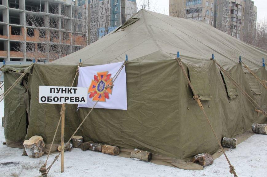 В Донецкой области открыли 171 пункт обогрева, фото-3