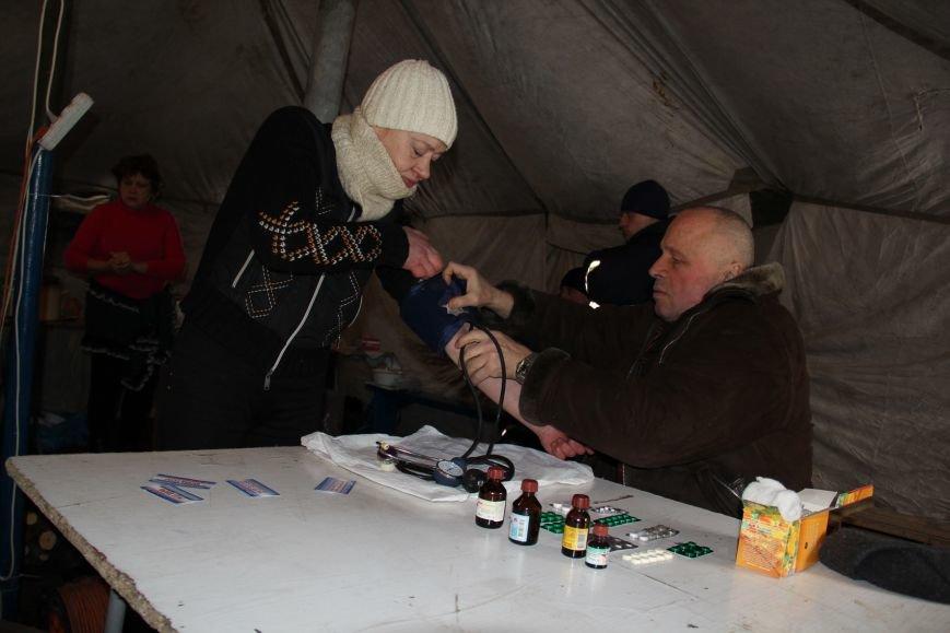 В Донецкой области открыли 171 пункт обогрева, фото-1