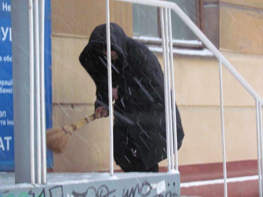 Мариуполь во власти стихии (ФОТОРЕПОРТАЖ), фото-4