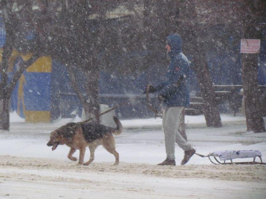 Мариуполь во власти стихии (ФОТОРЕПОРТАЖ), фото-12