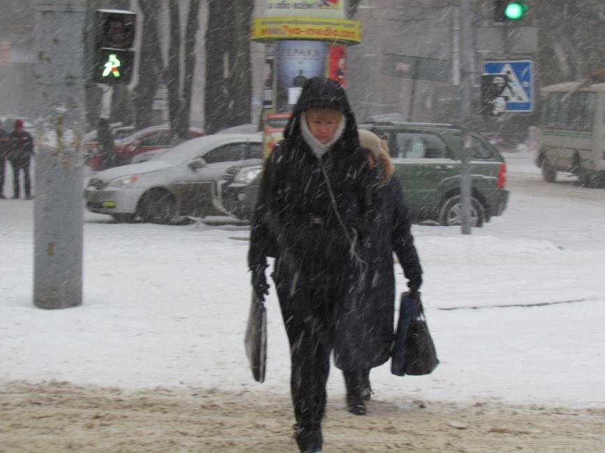 Мариуполь во власти стихии (ФОТОРЕПОРТАЖ), фото-20