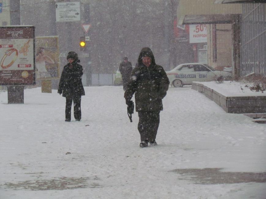 Мариуполь во власти стихии (ФОТОРЕПОРТАЖ), фото-6