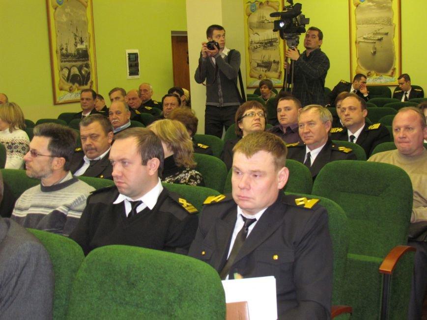 Мариупольский порт намерен заключить договор Limco Logistics Ukraine и  увеличить зарплаты и отчисления в местный бюджет ., фото-5