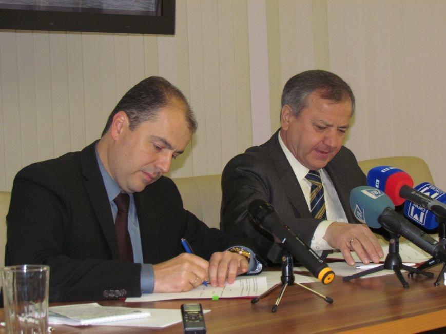 Мариупольский порт намерен заключить договор Limco Logistics Ukraine и  увеличить зарплаты и отчисления в местный бюджет ., фото-3