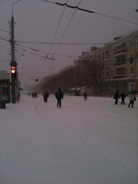 Стихия разгулялась! В Мариуполе метель, мороз и штормовой ветер продержатся двое суток, фото-2