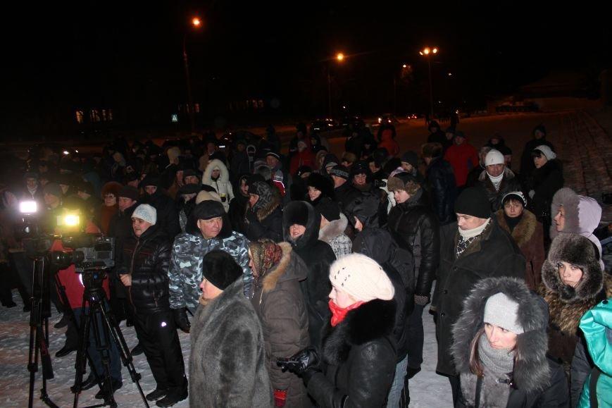 В Сумах пожар и мороз помешал провести провластный «Марш свободы» (ФОТО), фото-2