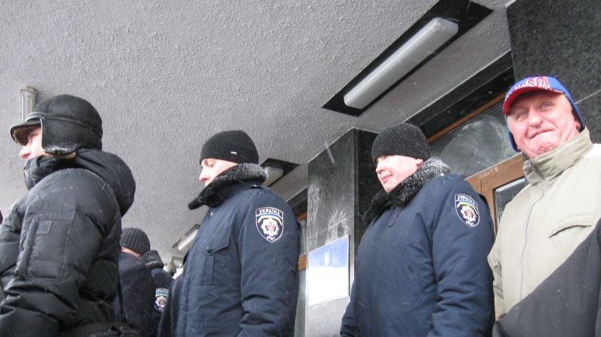 Під Житомирською ОДА сьогодні зібралось два мітинги (ФОТО), фото-3