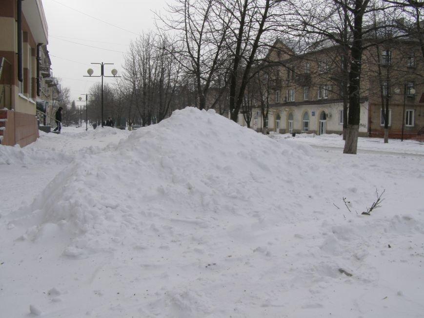 Зима по-Красноармейски. По прогнозам синоптиков снег сегодня будет идти весь день, фото-4