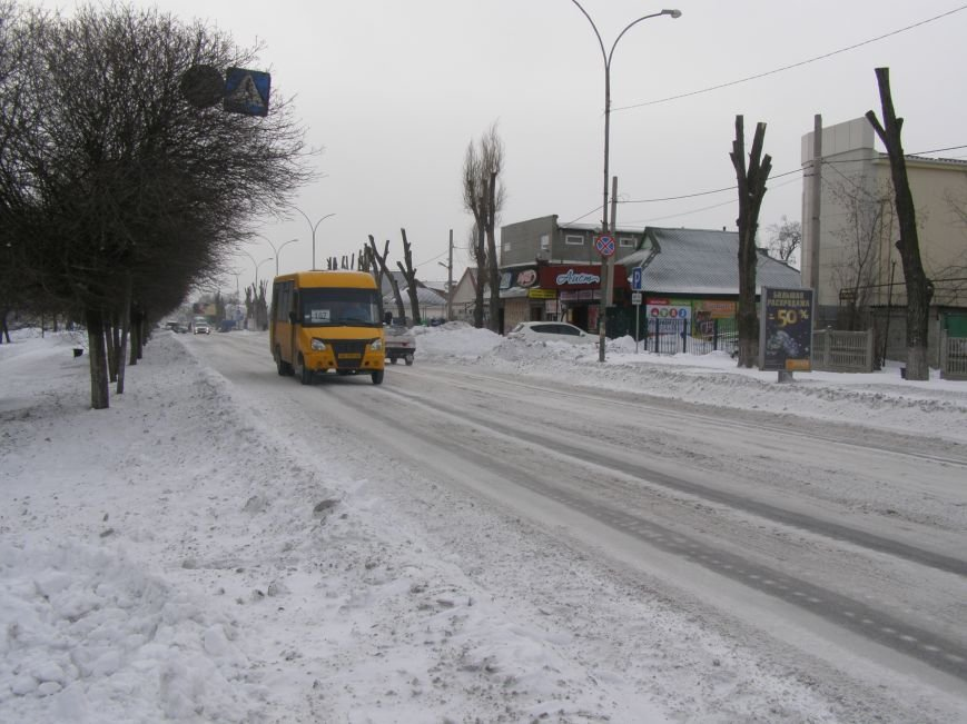 Зима по-Красноармейски. По прогнозам синоптиков снег сегодня будет идти весь день, фото-14