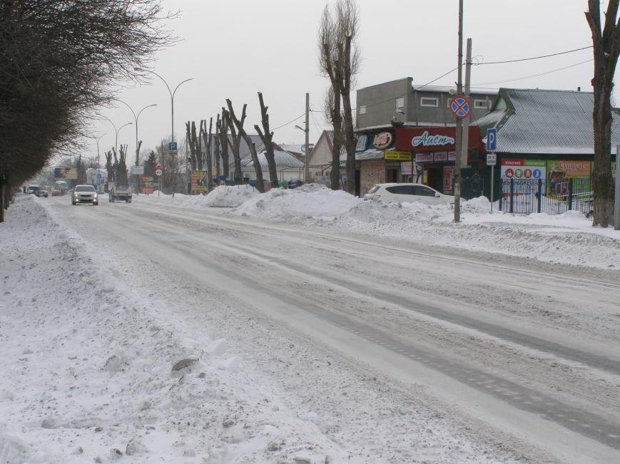 Зима по-Красноармейски. По прогнозам синоптиков снег сегодня будет идти весь день, фото-15