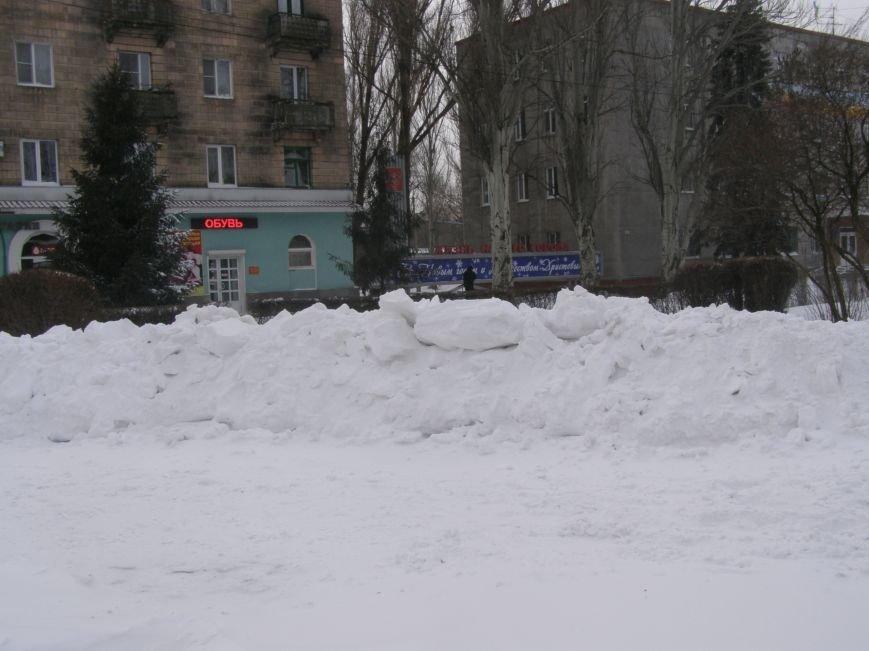 Зима по-Красноармейски. По прогнозам синоптиков снег сегодня будет идти весь день, фото-7