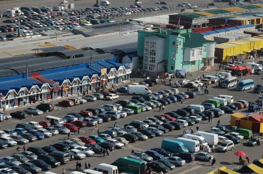 Самый большой рынок Европы - одесский «7-й километр» - в 2013-м году: «космическая» реклама, новые павильоны и нашествие телеканалов, фото-2