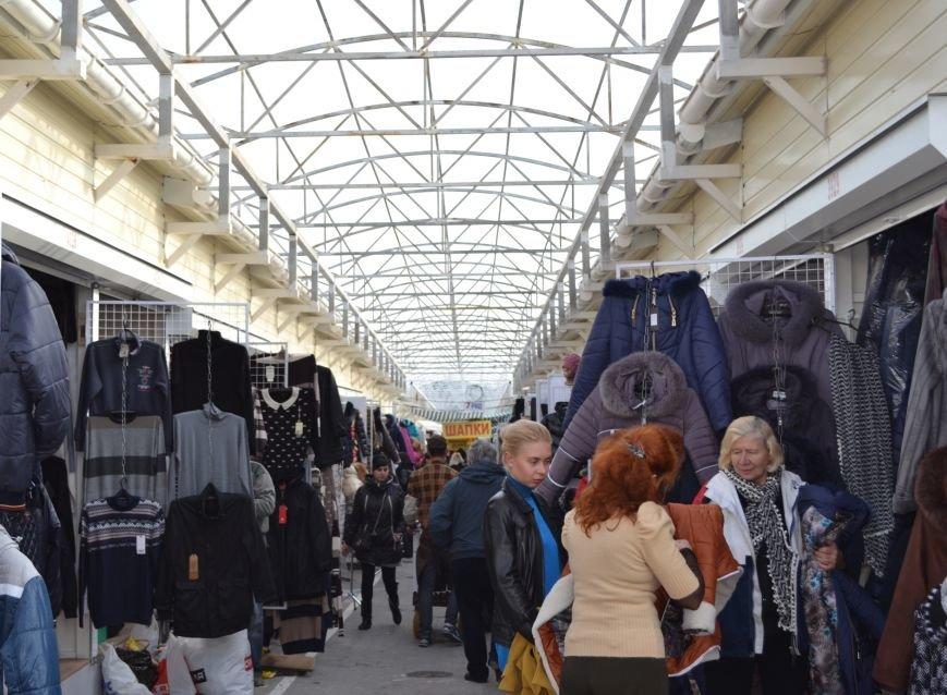 Самый большой рынок Европы - одесский «7-й километр» - в 2013-м году: «космическая» реклама, новые павильоны и нашествие телеканалов, фото-3