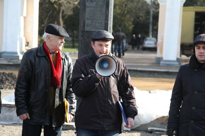 В Симферополе украинские националисты призвали власть ответить за то, чего она не сделала (ФОТО), фото-5