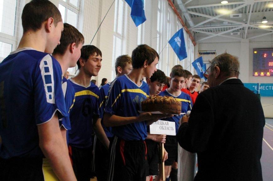 Международный чемпионат по волейболу открыли матчем «Артемовск - Санкт-Петербург» (ФОТО), фото-6