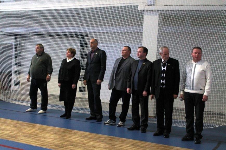 Международный чемпионат по волейболу открыли матчем «Артемовск - Санкт-Петербург» (ФОТО), фото-4