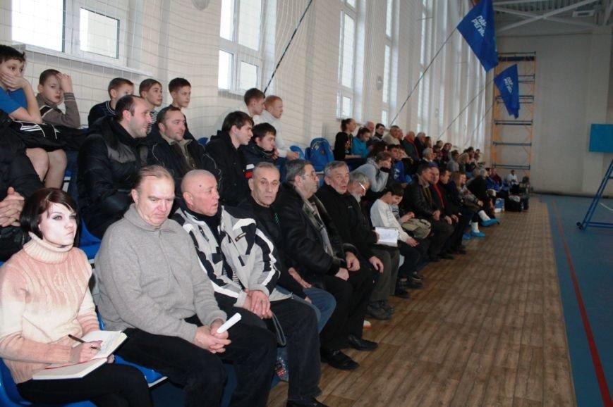 Международный чемпионат по волейболу открыли матчем «Артемовск - Санкт-Петербург» (ФОТО), фото-3