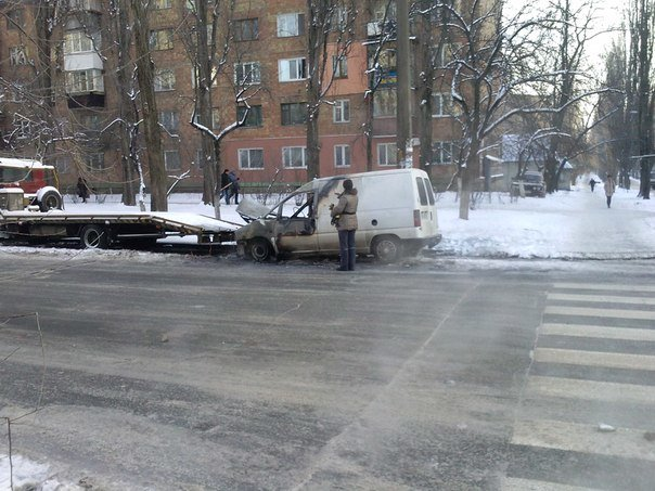 В столиці почали підпалювати автомобілі з західною «пропискою» (фото), фото-3
