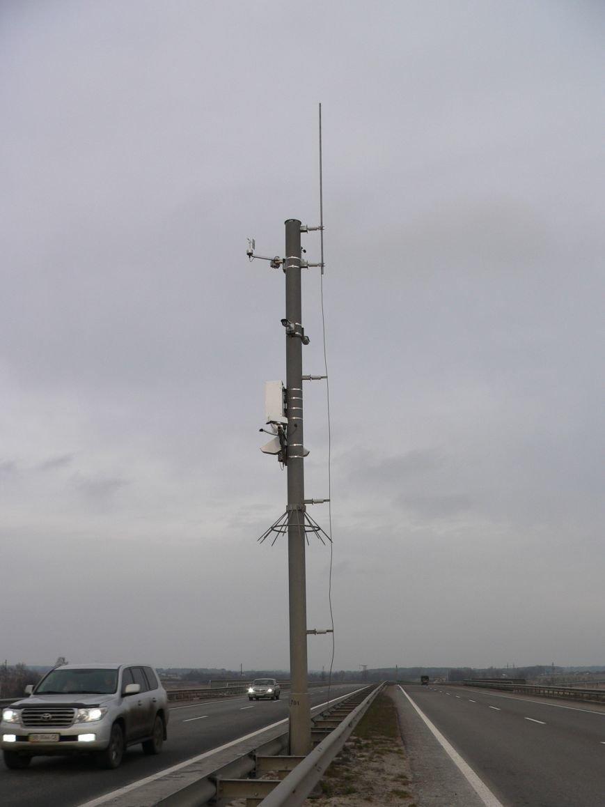 На житомирських дорогах з'явились нові метеостанції, фото-3