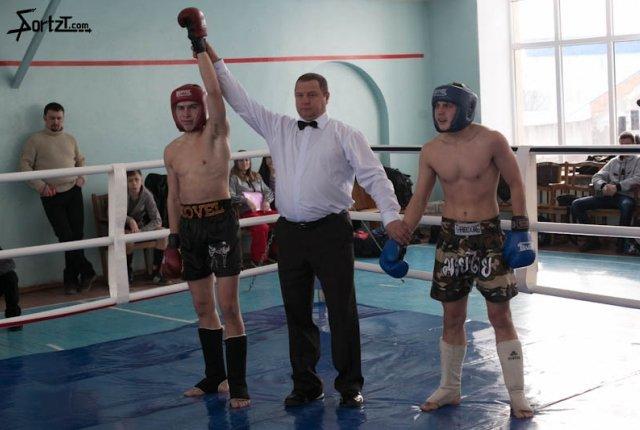 В Житомиір відбувся чемпіонат області з кікбоксингу та боксу «Житомирська слава», фото-4