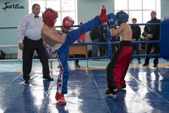 В Житомиір відбувся чемпіонат області з кікбоксингу та боксу «Житомирська слава», фото-6