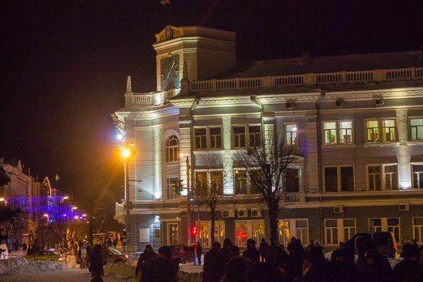 У Житомирі вшанували героїв Крут: смолоскипний марш (ФОТО), фото-10
