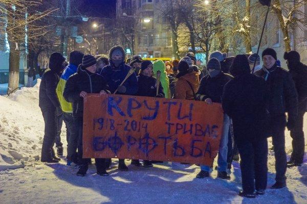 У Житомирі вшанували героїв Крут: смолоскипний марш (ФОТО), фото-5