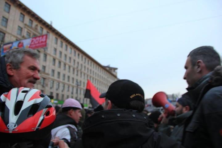 Сообщество «Правого сектора» обвинило черкасского оппозиционера Булатецкого в измене Автомайдана, фото-3