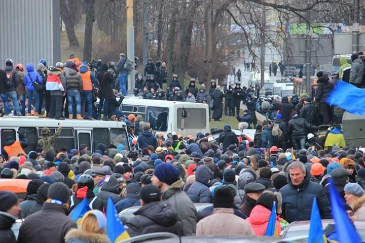 Сообщество «Правого сектора» обвинило черкасского оппозиционера Булатецкого в измене Автомайдана, фото-1