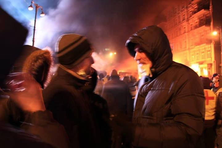 Сообщество «Правого сектора» обвинило черкасского оппозиционера Булатецкого в измене Автомайдана, фото-2