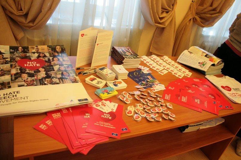 До Всеукраїнського семінару  загальноєвропейської кампанії «Рух проти ненависті» приєднався Житомир, фото-2
