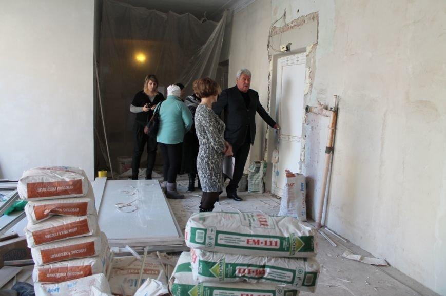 В Артемовской амбулатории №1 начал работу дневной стационар, фото-9