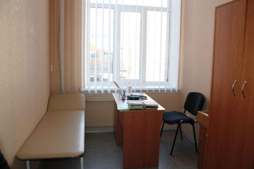 В Артемовской амбулатории №1 начал работу дневной стационар, фото-1