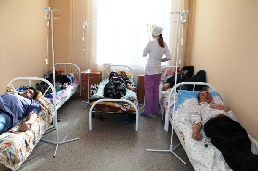В Артемовской амбулатории №1 начал работу дневной стационар, фото-4