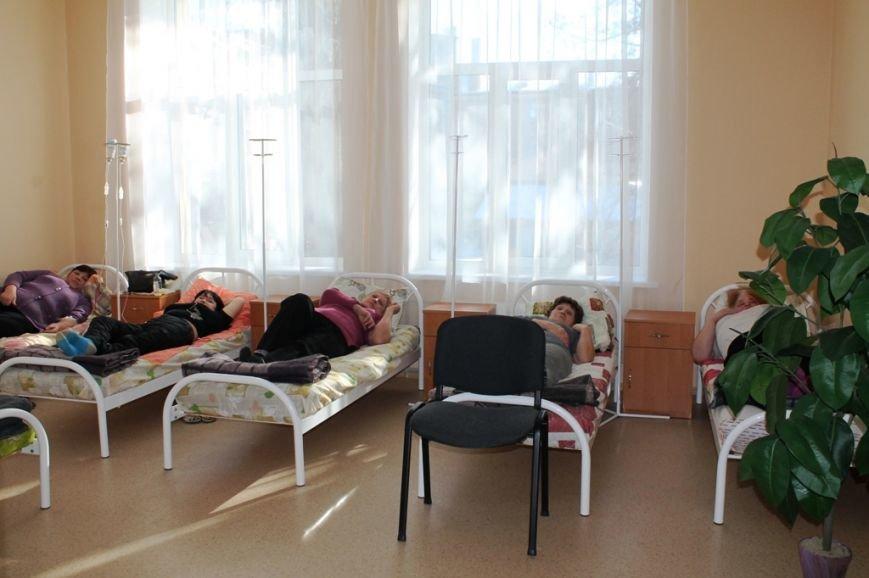 В Артемовской амбулатории №1 начал работу дневной стационар, фото-2