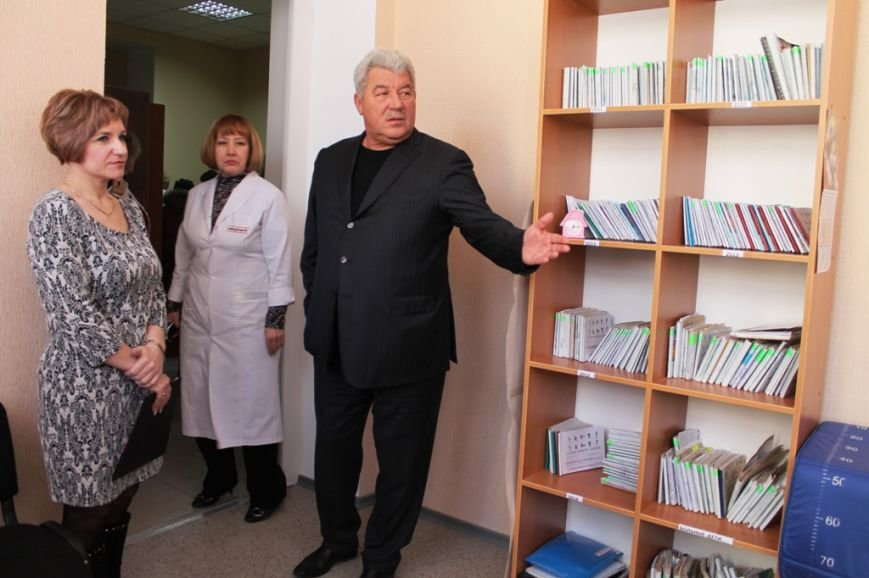 В Артемовской амбулатории №1 начал работу дневной стационар, фото-7