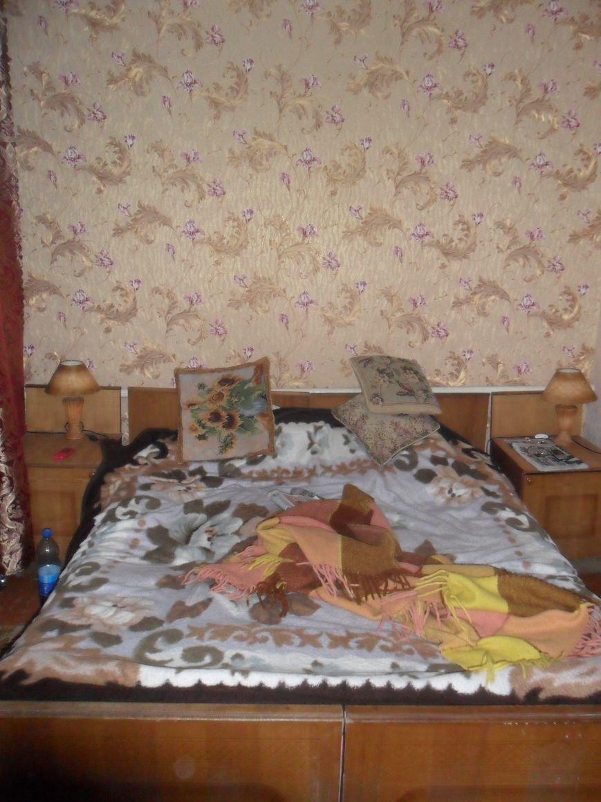 Пушок отремонтированная спальня