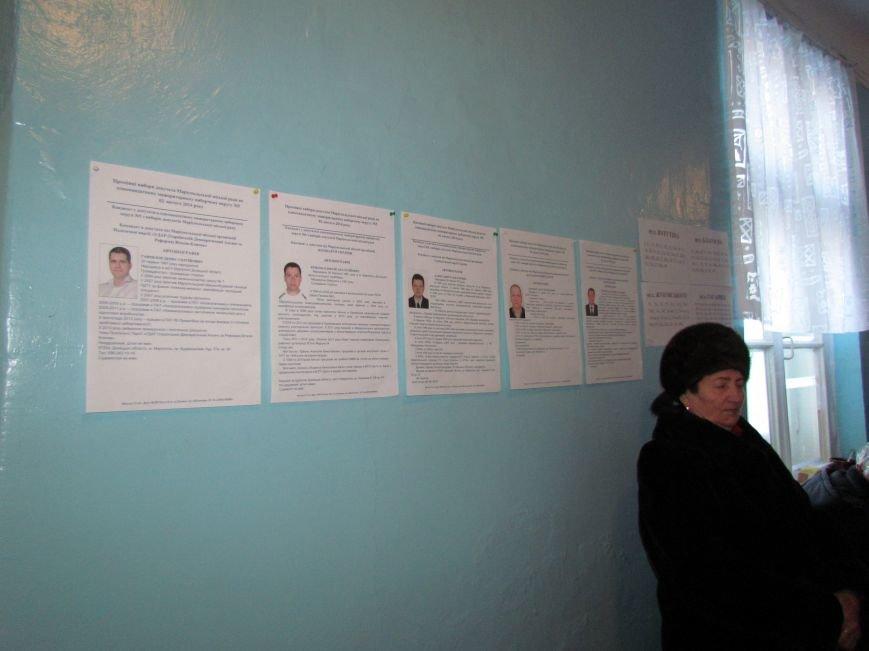 В Мариуполе стартовали промежуточные выборы (Дополнено, ФОТО), фото-7
