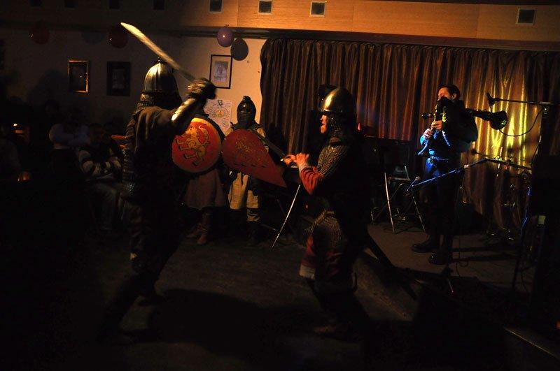 Целый вечер музыканты белгородской группы «Finium» «тянули» волынку, фото-2
