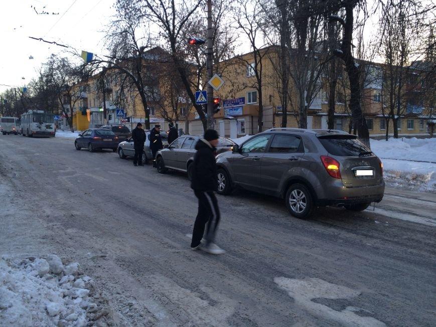 В Донецке шесть человек травмированы в ДТП (ФОТО), фото-1