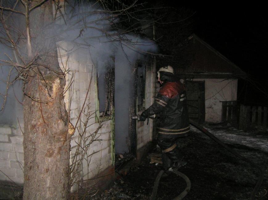 В кременчугском районе сгорел жилой дом (ФОТО), фото-4