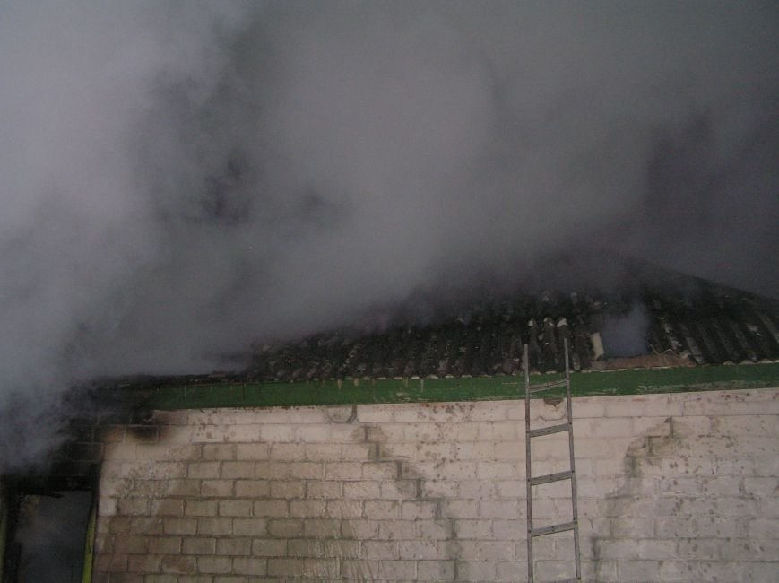 В кременчугском районе сгорел жилой дом (ФОТО), фото-5