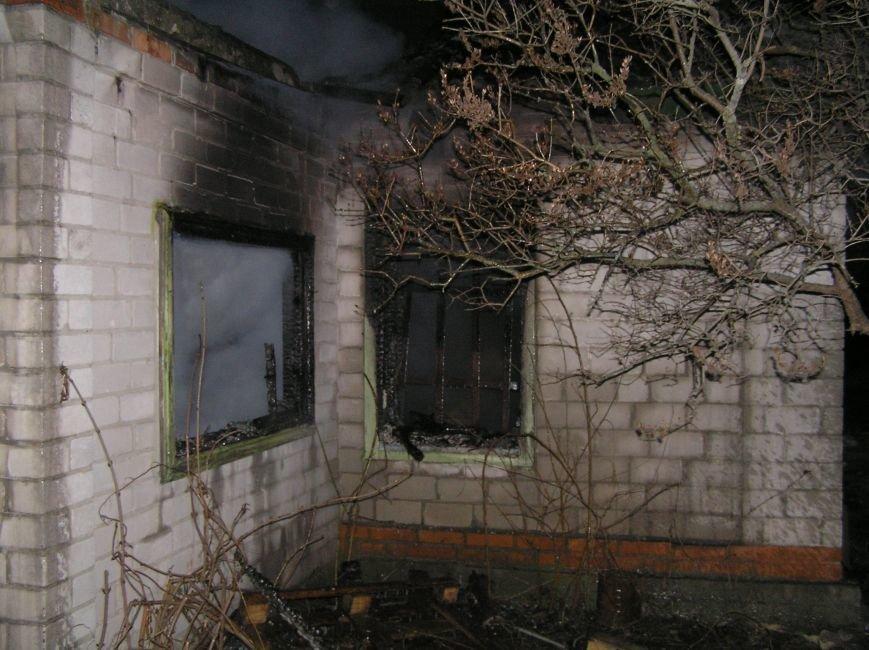 В кременчугском районе сгорел жилой дом (ФОТО), фото-2
