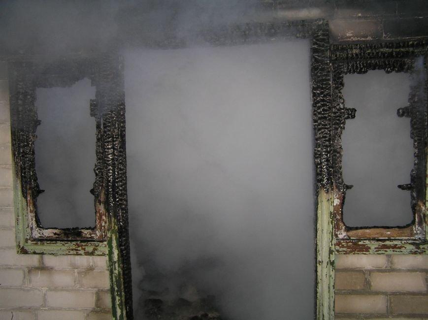 В кременчугском районе сгорел жилой дом (ФОТО), фото-1