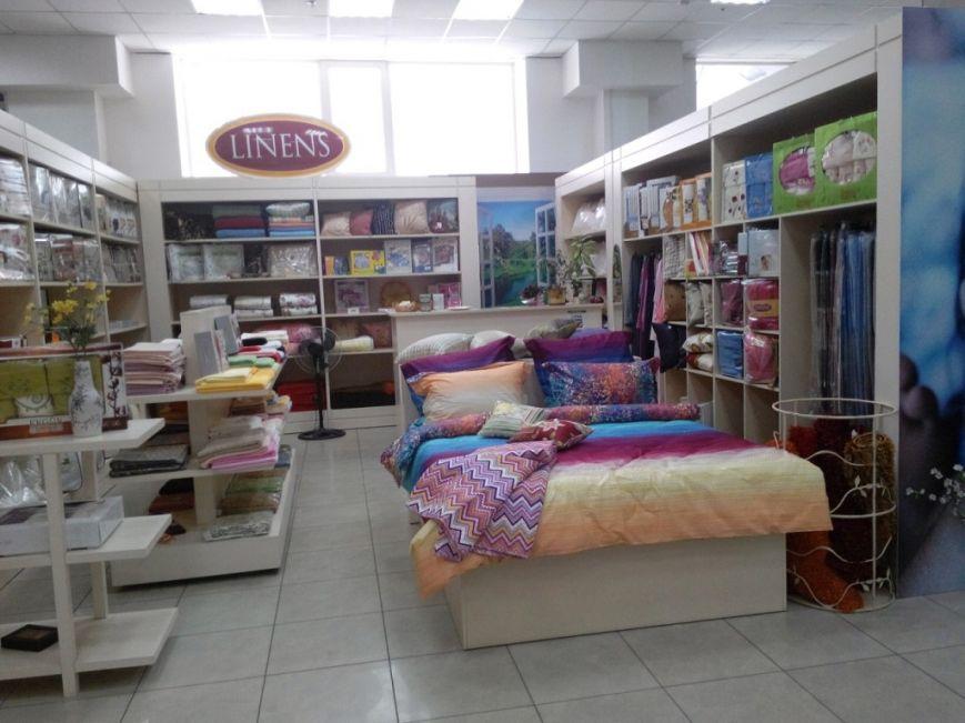 Скидка 25%! С 03.02.14 в ТЦ «БРАВО!» в магазине текстиля для дома «LINENS» на постельное белье, халаты, полотенца, пледы!, фото-2