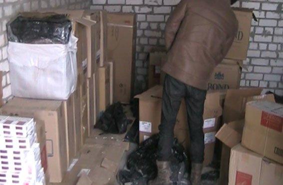 Из Кременчуга «самопальные» сигареты развозились по всей Украине (ФОТО), фото-2