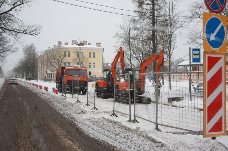 ремонт на Красносельском шоссе