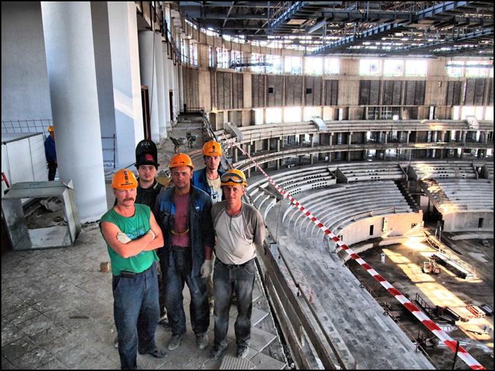 Таганрогский след на строительных объектах Олимпиады Сочи-2014 (Интервью), фото-15